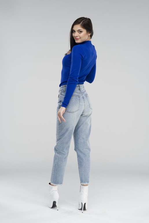 ASYM CUT OUT JUMPER - Image 4
