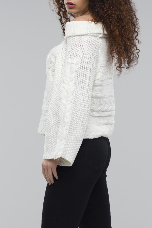 ULTIMATE CABLE BARDOT JUMPER - Image 3