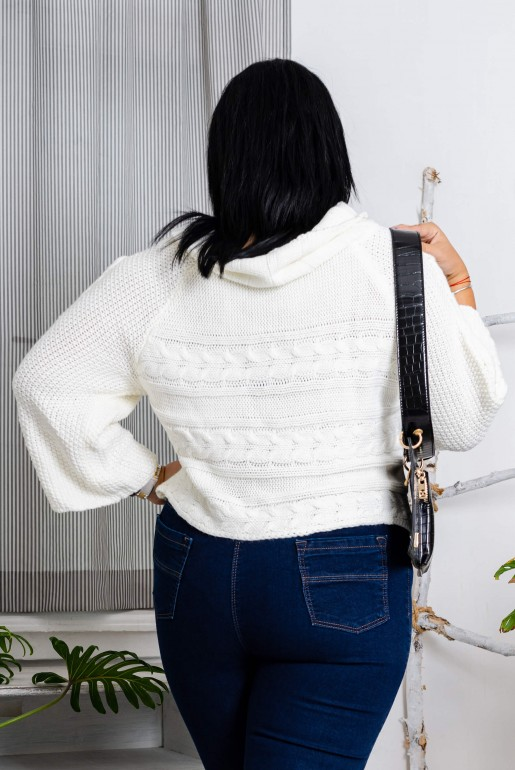 ULTIMATE CABLE BARDOT JUMPER - Image 2