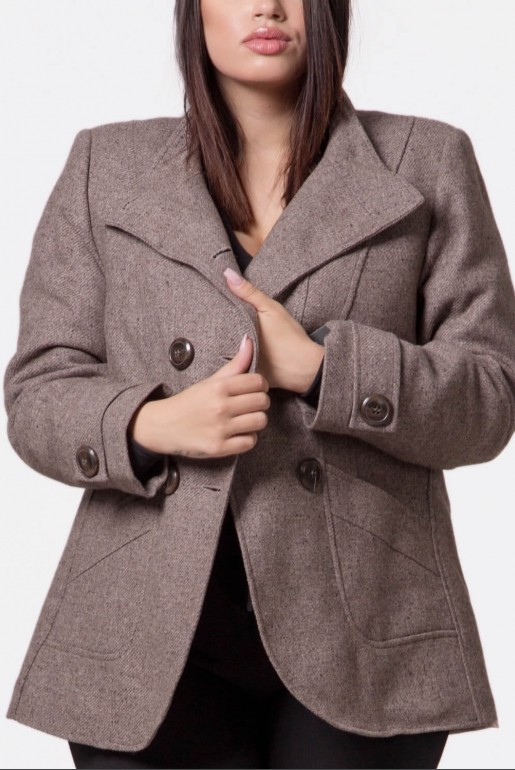 SHORT COAT MARIKA II