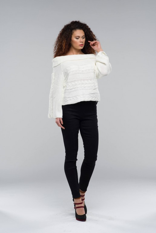ULTIMATE CABLE BARDOT JUMPER - Image 6