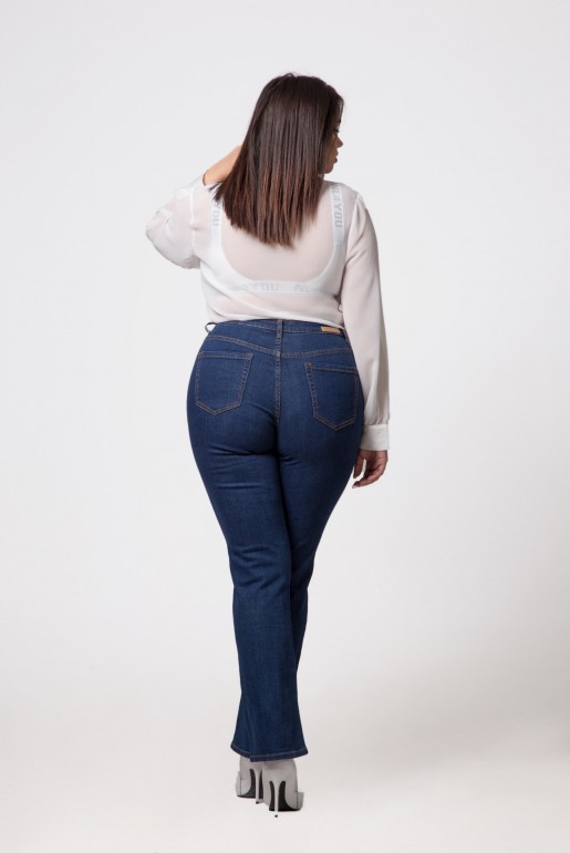 BOOTCUT JEAN IN LICORICE - Image 3