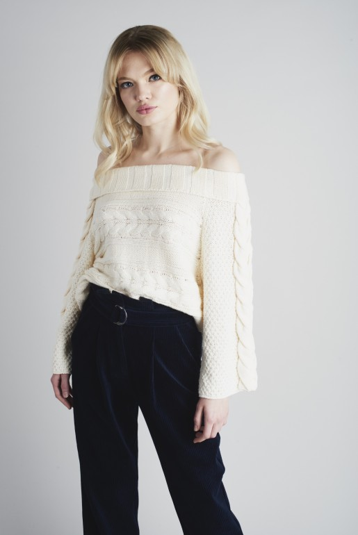 ULTIMATE CABLE BARDOT JUMPER - Image 1