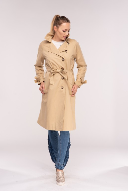 TIE BACK TRENCH